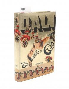 Salvador Dali. Les Diners de Gala. Draeger, 1973.