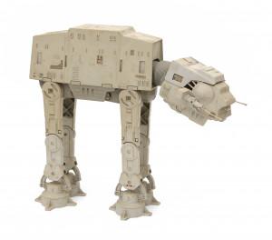 Een vintage Star Wars AT-AT, Kenner nr. 1086005.