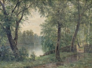Ivan Ivanovitch Shishkin (1832-1898)