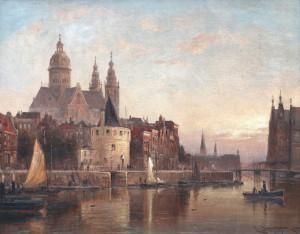 Cornelis Christiaan Dommelshuizen (1842-1928)