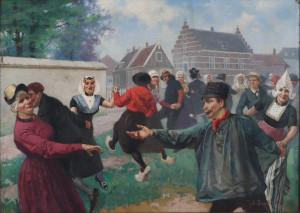 Johan Coenraad Braakensiek (1858-1940)